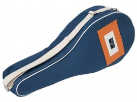 Bolsa Tenis Lona BLUE/ORANGE