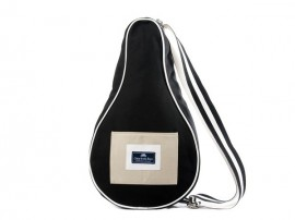 BLACK Canvas Paddle Bag